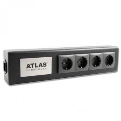 Сетевой фильтр Atlas Eos Modular (2 розетки с фильтарцией, 2 розетки без фильтрации)