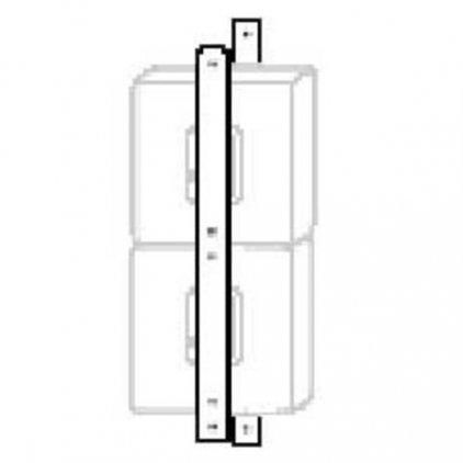 Крепление KV2AUDIO KV2 BRCKT-02 - крепления для ES1.0 и ES1.5, металлические пластины, комплек 4шт, длинна 1120мм