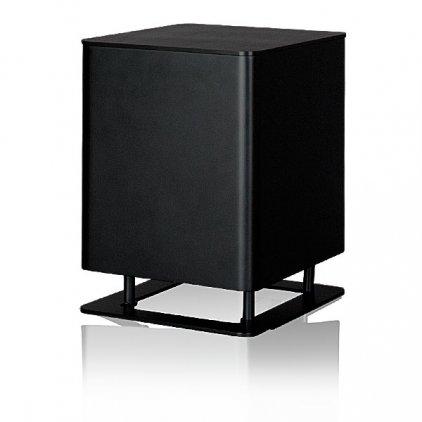 Сабвуфер Piega Tmicro Sub AB black alu/black