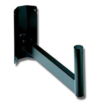 Крепление EuroMet BS/5-C Настенный угловой кронштейн для установки громкоговорителя до 40кг, Ø35mm, с регулировками поворота и наклона, сталь черного