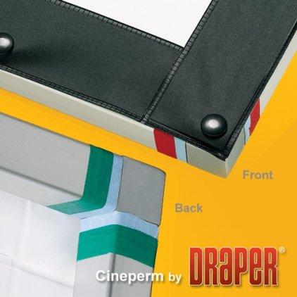 "Draper Cineperm NTSC (3:4) 229/90"" 138*183 XH600V (HDG)"
