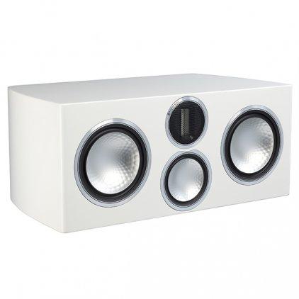Monitor Audio Gold C350 piano white