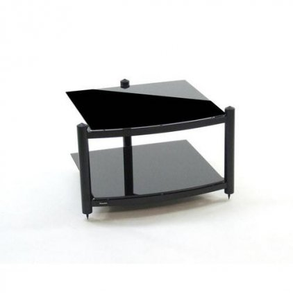 Модульная подставка Atacama Equinox RS-2 Shelf Base Module Hi-Fi black/piano black
