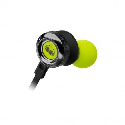 Наушники Monster Clarity HD High Definition In-Ear Headphones Green (128667-00)