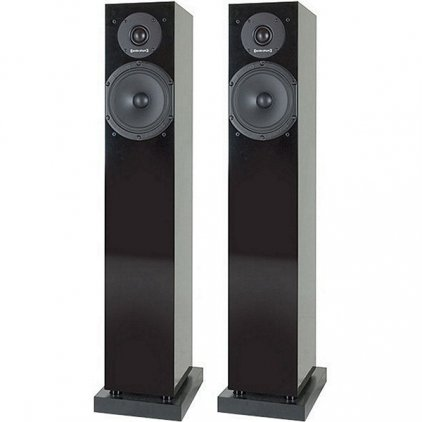 Audio Physic Yara II Superior black high gloss