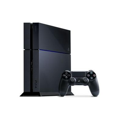 Sony PlayStation 4 1 Tb (CUH-1208B), черный 31200