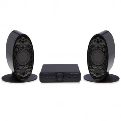 Музыкальный центр Musical Fidelity Merlin System black