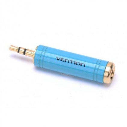 Переходник Vention jack 3.5 mm M/6.5 mm F