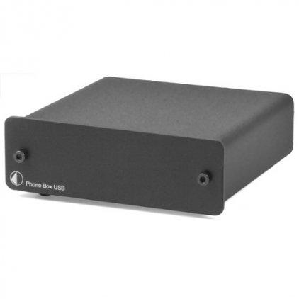 Pro-Ject Phono Box USB black