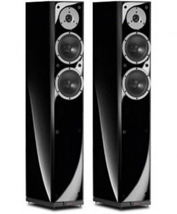 Dynaudio Focus 340 gloss black lacquer