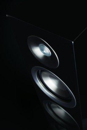 Paradigm Prestige 85F piano black