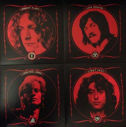 Виниловая пластинка Led Zeppelin MOTHERSHIP: THE VERY BEST OF LED ZEPPELIN (Box set/180 Gram)