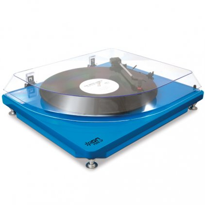 ION Audio Pure LP blue