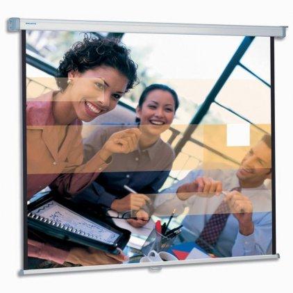 "Projecta SlimScreen (96""/1:1) 180x180cm Matte White настенн"