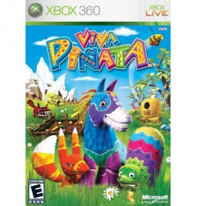 Игра для Xbox360 Viva Pinata (S75-00253)