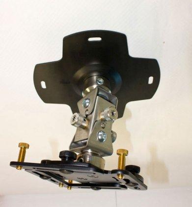 EuroMet 09505 АRAKNO MINI Универсальный кронштейн для проектора до 20 кг – белый