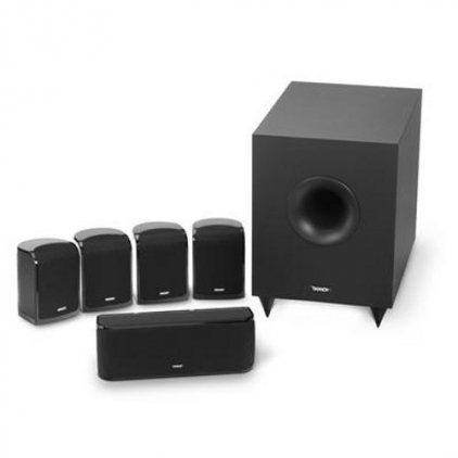 Домашний кинотеатр в одной коробке Tannoy System TFX5.1 black