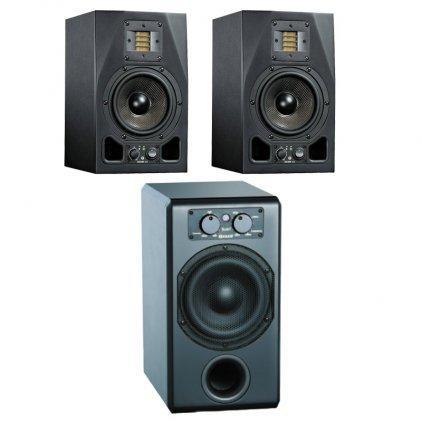 Adam Audio (A5X+Sub7)