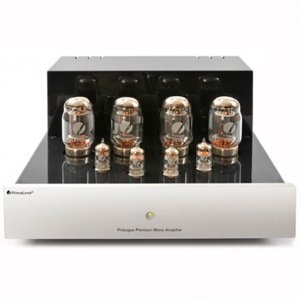 Ламповый усилитель PrimaLuna ProLogue Premium Stereo/Mono silver