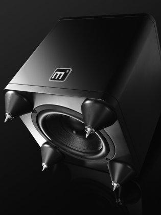 Mission M3 system black