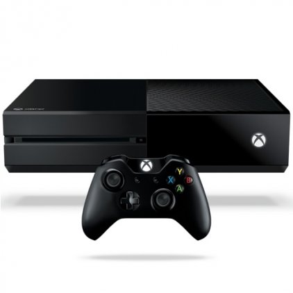 Microsoft Xbox One 1 TB + Rare Collection, Ori, GOW (KF7-00066)