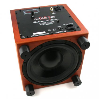 Сабвуфер MJ Acoustics Ref 100 Mk II cherry