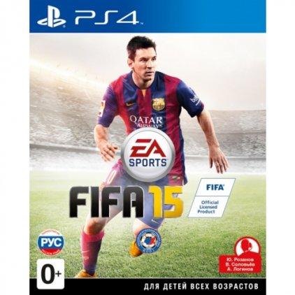 Sony Игра для PS4 FIFA 15, рус. версия