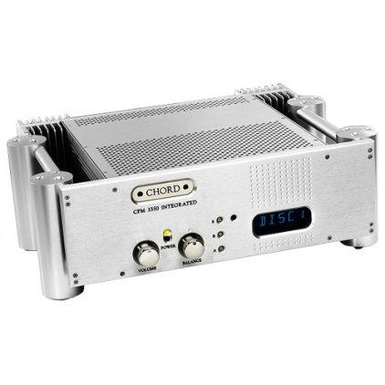 Стереоусилитель Chord Electronics CPM 3350 silver
