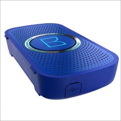 Портативная акустика Monster SuperStar Neon Blue (129262)