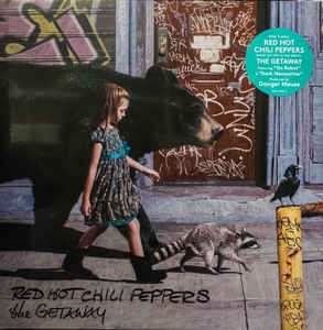 Red Hot Chili Peppers THE GETAWAY (140 Gram)