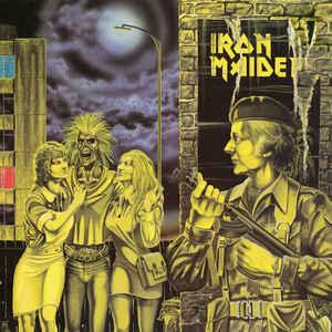 Виниловая пластинка Iron Maiden WOMEN IN UNIFORM (Limited)