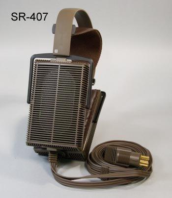 Наушники Stax SR-407