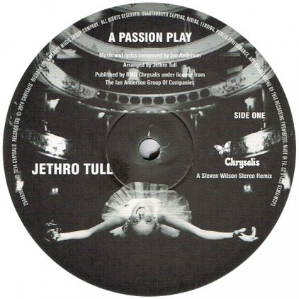 Jethro Tull A PASSION PLAY – AN EXTENDED PERFORMANCE (Heavyweight vinyl)