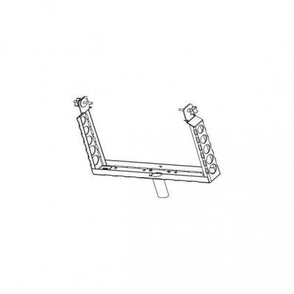 KV2AUDIO KV2 ES1.0 HBRCKT - крепление металлическое для ES1.0, П-образное
