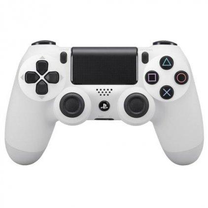 Беспроводной контроллер Sony Dualshock 4 white