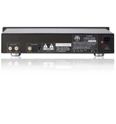 CD проигрыватель Accustic Arts Player ES MK2 black