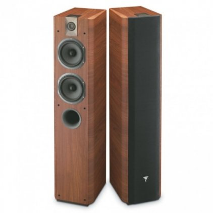 Focal Chorus 714 walnut