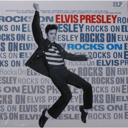 Elvis Presley ROCKS ON (180 Gram)
