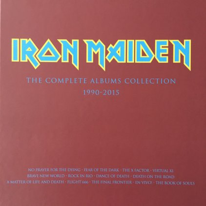 Iron Maiden 2017 COLLECTORS BOX (2017 Collectors Box)