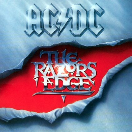 AC/DC THE RAZOR'S EDGE (Remastered/180 Gram)