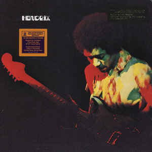 Jimi Hendrix BAND OF GYPSYS (180 Gram)
