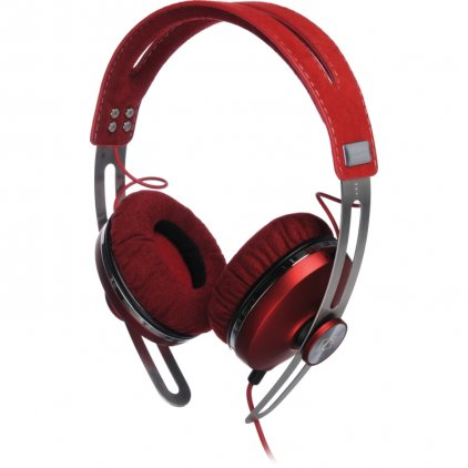 Наушники Sennheiser Momentum On-Ear red