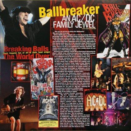 AC/DC BALLBREAKER (Remastered/180 Gram)