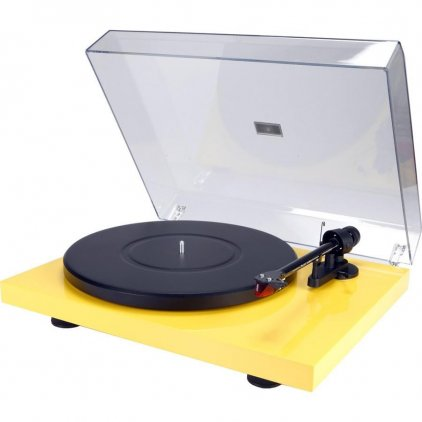 Pro-Ject Debut Carbon Phono USB (DC) yellow (Ortofon OM10)