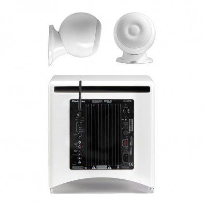 Комплект акустики Cabasse Stream 3 glossy black