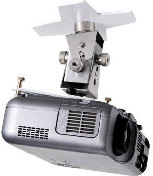 EuroMet 09503 АRAKNO MINI Универсальный кронштейн для проектора до 20 кг – серебро