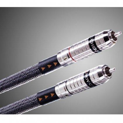 Кабель  межблочный аудио Tchernov Cable Ultimate IC RCA 1.65m
