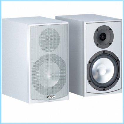 Полочная акустика Canton GLE 426 white (white grill)
