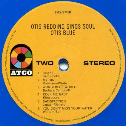 Otis Redding OTIS BLUE