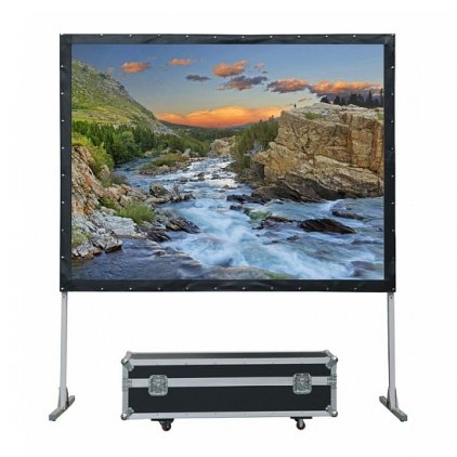 "Lumien Master Fold 168x219 см (100""), (раб. область 152x203 см) Front Projection + Rear Projection"